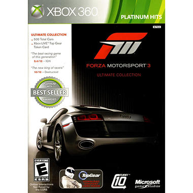 Forza 3 Ultimate Edition - Xbox 360