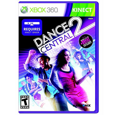 Dance Central 2 - Xbox 360 Kinect