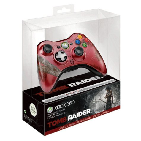 Xbox 360 Tomb Raider™ Limited Edition Wireless Controller