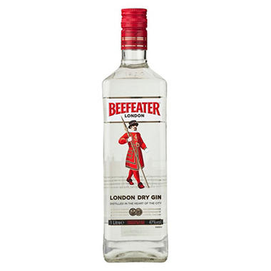 Beefeater London Dry Gin (1 L)