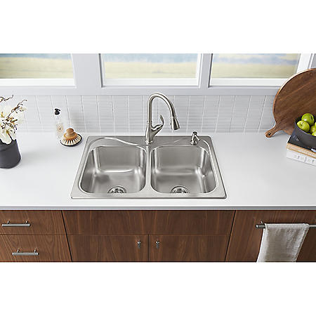 Sterling Southhaven All-in-One Sink Kit