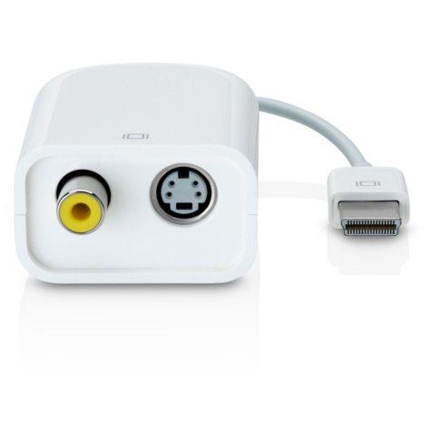 Apple Micro-DVI to Video Adapter