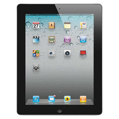 iPad 2 Wi-Fi 16GB - Black
