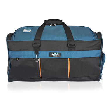 Clean2Dirty Travel Duffle Bag by Infinity Luggage