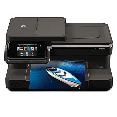 HP PhotoSmart 7515 Wireless Multifunction Color Printer