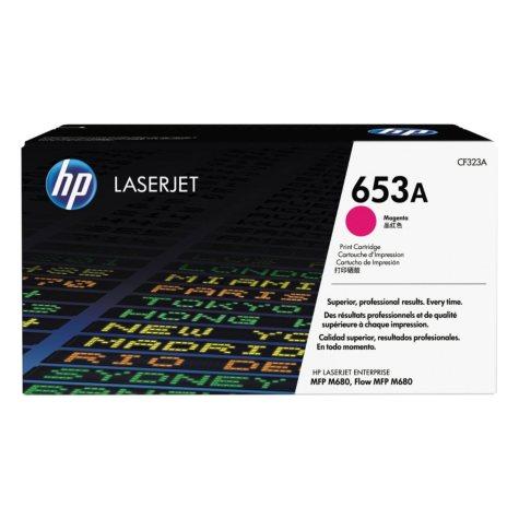 HP 653A Original Laser Jet Toner Cartridge, Magenta (16,500 Page Yield)