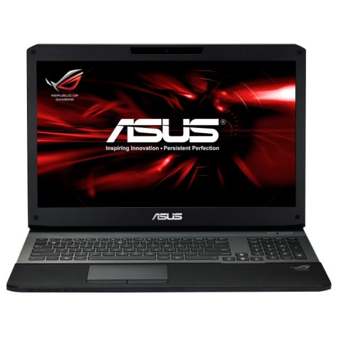 "ASUS G75VW-DH72 Laptop Computer, Intel Core i7-3630QM, 16GB Memory 750GB Hard Drive, 17.3"""