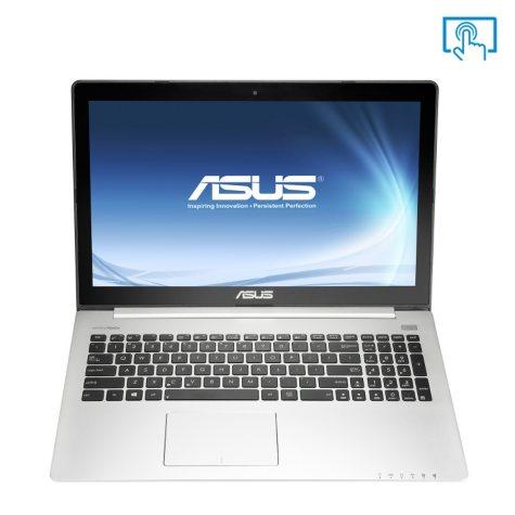 "ASUS S500CA-SI30401U 15.6"" Touchscreen Laptop Computer, Intel Core i3-3217U, 4GB Memory, 500GB Hard Drive, 24GB SSD"