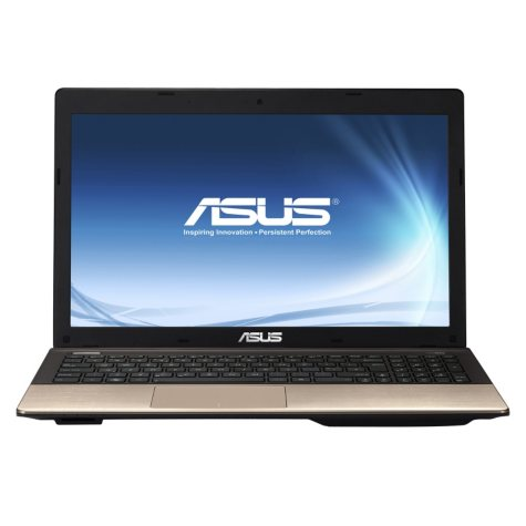 """ASUS K55N-DS81 15.6"""" Laptop Computer, AMD A8-4500, 4GB Memory, 500GB Hard Drive"""