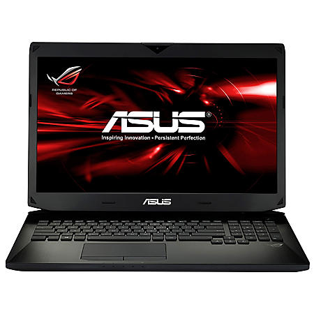 "ASUS 17.3"" Laptop Computer, Intel Core i7-4700HQ, 24GB Memory, 1TB Hard Drive"