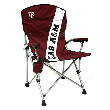 Season Ticket Texas A&M Folding Arm Chair