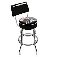 Budweiser pub table assorted styles sams club corvette c2 padded swivel bar stool with back assorted colors watchthetrailerfo