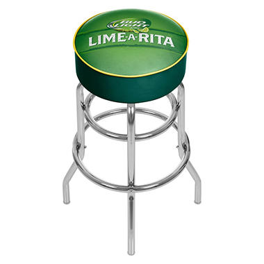 Bud Light Padded Swivel Bar Stool (Assorted Styles)