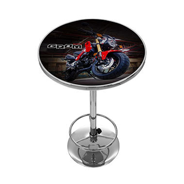 Honda Grom Chrome Pub Table