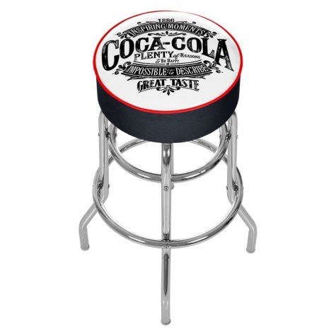 Coca Cola Bar Stool (Assorted Styles)