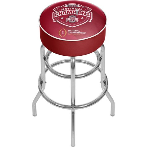 Ohio State National Champions Bar Stool (Assorted Colors)