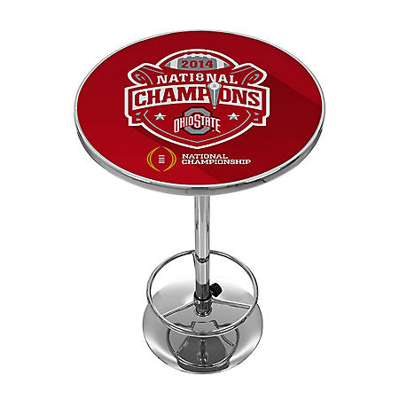 Ohio State University National Champions Pub Table (Assorted Styles)