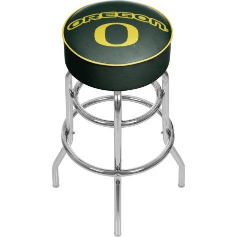 University of Oregon  Backless Bar Stool (Assorted Styles)