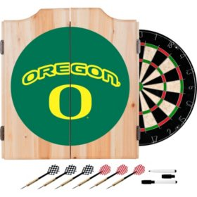 University of Oregon Dart Cabinet Set (Assorted Styles)