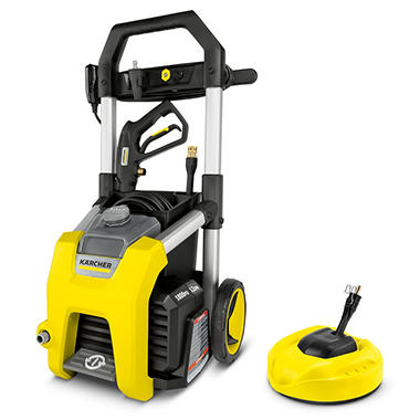 Karcher 1800 Psi Trupressure 1 2 Gpm Electric Pressure