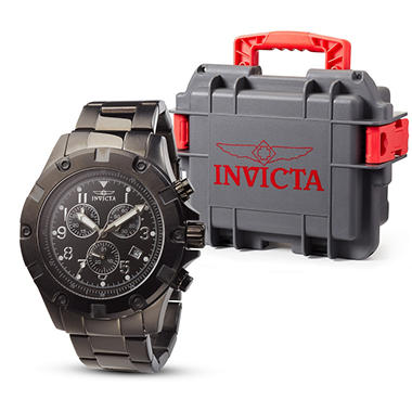 Invicta Specialty Men's Watch with Case