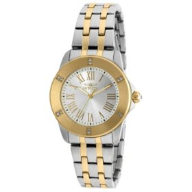 Invicta Women's Angel Two-Tone Stainless Steel Watch