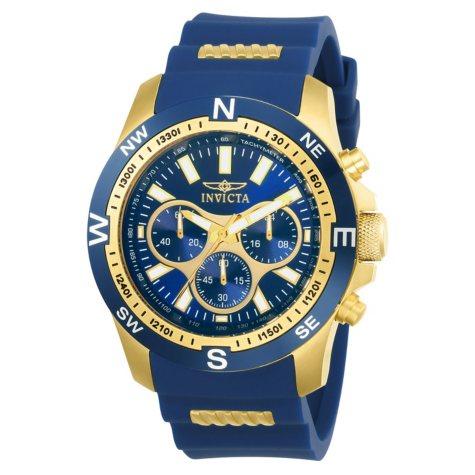 Invicta Men's I-Force Men 45mm Watch