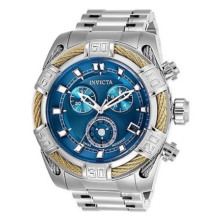 Invicta Men's Bolt Quartz Watch 51mm