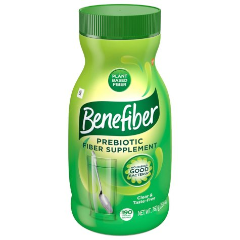 Benefiber Fiber Supplement (190 servings)