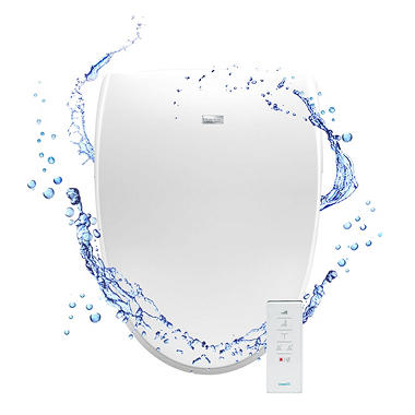 Bio Bidet Premier Class Advanced Bidet Seat - Elongated Size