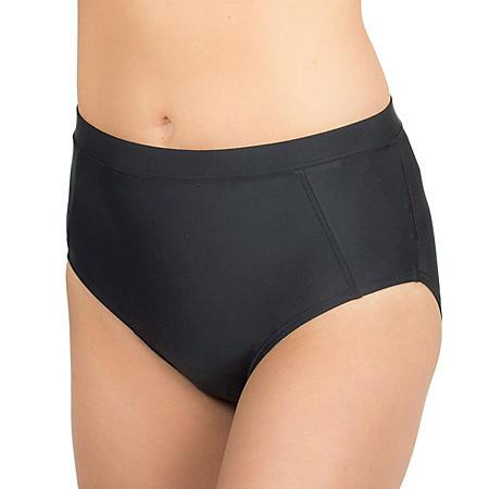 Kensie High Waist Bikini Bottom