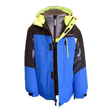 ZeroXposur Boy's 3-in-1 Systems Jacket