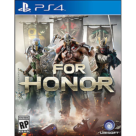 For Honor Day 1 Edition (PS4)