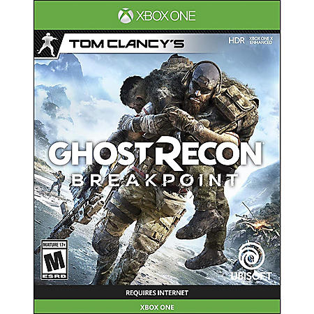 Tom Clancy's Ghost Recon (Xbox One)