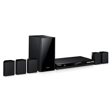 Samsung 5.1 Channel Internet Streaming Blu-ray Home Theater