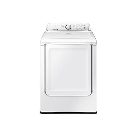 SAMSUNG 7.2 Cu. Ft. Electric Dryer - DV40J3000