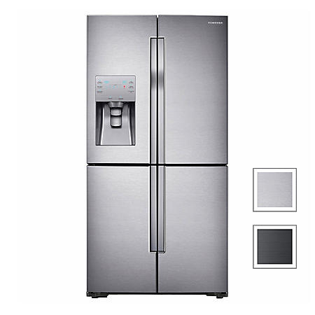 Samsung 22.5 cu. ft. Counter-Depth 4-Door Refrigerator with FlexZone
