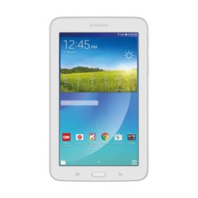 "Samsung 7.0"" Kids Tab E Lite 8GB with Wi-Fi (White)"