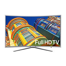 "Samsung 55"" Class 6250 Series 1080p Curved HD LED TV, UN55K6250A"