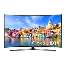 "Samsung 43"" Class 4K Ultra HD Smart Curved LED TV - UN43KU7500"