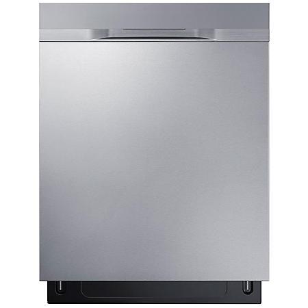 SAMSUNG Top Control 48-Decibel Built-In Dishwasher with StormWash - DW80K5050