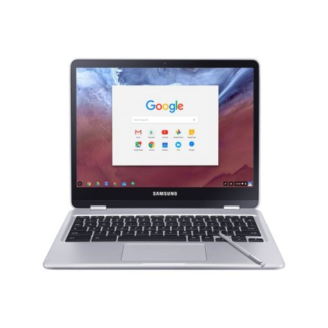 "SAMSUNG 12.3"" Chromebook Plus 32GB Hard Drive Touch Screen Notebook with Built-In Pen - XE513C24-K01US"