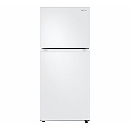 SAMSUNG 18 Cu. Ft. Top Freezer Refrigerator with FlexZone™ and Automatic Ice Maker - RT18M6215