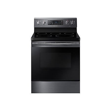 Samsung 5.9 cu. ft. Electric Range with Self-Cleaning