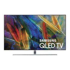 """Samsung 65"""" Class Series 7 4K Ultra HD Smart QLED TV - QN65Q7FAMFXZA"""