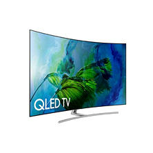 "Samsung 55"" Class Series 8 4K Ultra HD Curved Smart QLED TV - QN55Q8CAMFXZA"