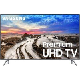 "Samsung 65"" Class Premium 4K Ultra HD Smart LED TV - UN65MU800D"