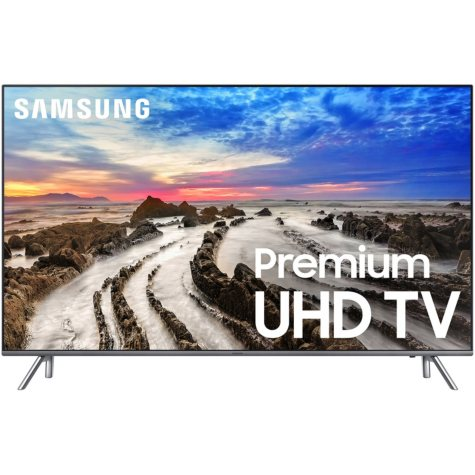 "Samsung 65"" Class Premium 4K Ultra HD Smart LED TV - UN65MU800D"