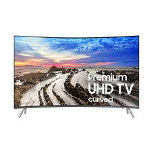 "Samsung 55"" Class Curved 4K Ultra HD LED LCD TV"