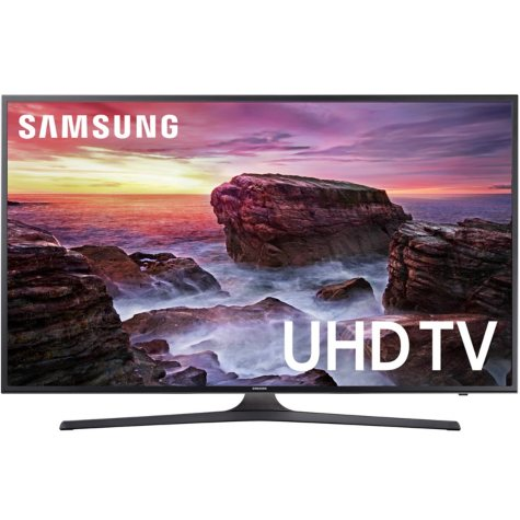 "SAMSUNG 40"" Class 4K (2160p) Ultra HD Smart LED TV with HDR - UN40MU630DFXZA"